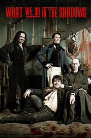 What We Do in the Shadows - movie with Rhys Darby.