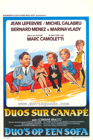 Duos sur canape - movie with Jean Lefebvre.