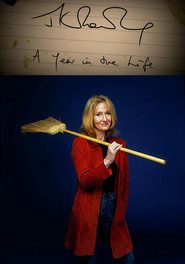 J.K. Rowling: A Year in the Life - movie with Stephen Fry.