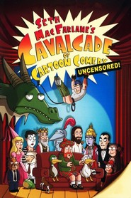 Cavalcade of Cartoon Comedy - movie with Seth Green.