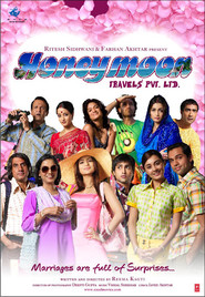 Honeymoon Travels Pvt. Ltd. - movie with Shabana Azmi.
