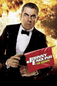 Johnny English Reborn - movie with Dominic West.