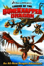 Legend of the Boneknapper Dragon - movie with Kevin Michael Richardson.
