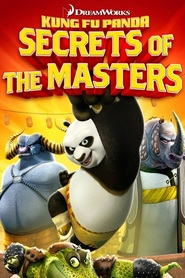 Animation movie Kung Fu Panda: Secrets of the Masters.