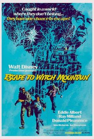 Escape to Witch Mountain - movie with Donald Pleasence.
