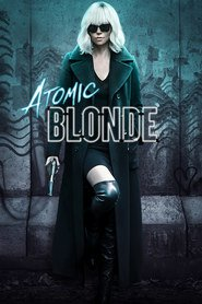 Atomic Blonde - movie with Charlize Theron.