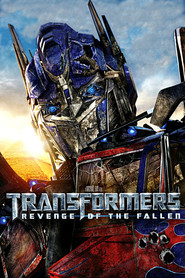 Transformers: Revenge of the Fallen - movie with Tyrese Gibson.