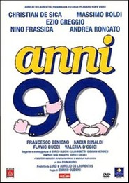 Anni 90 - movie with Massimo Boldi.