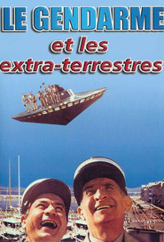 Le gendarme et les extra-terrestres - movie with Louis de Funes.