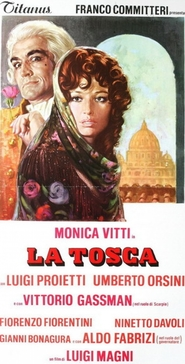 La Tosca - movie with Aldo Fabrizi.