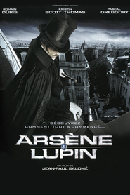 Arsène Lupin - movie with Mathieu Carriere.
