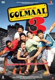 Golmaal 3 - movie with Johnny Lever.