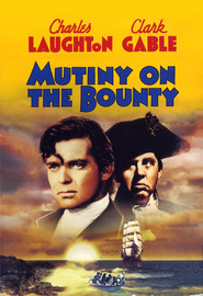 Mutiny on the Bounty - movie with Donald Crisp.