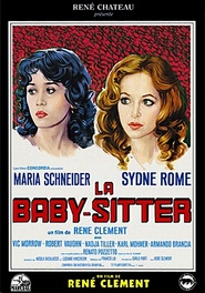 La baby sitter - movie with Nadja Tiller.