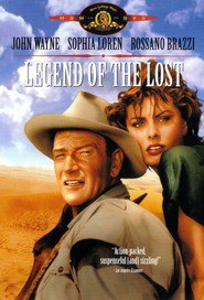 Legend of the Lost - movie with Rossano Brazzi.