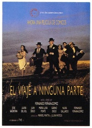 El viaje a ninguna parte is the best movie in Juan Diego filmography.