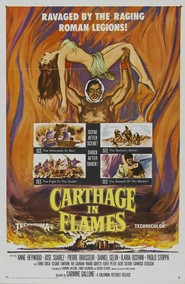 Cartagine in fiamme is the best movie in Jose Suarez filmography.