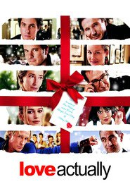 Love Actually - movie with Bill Nighy.