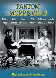 Fantom Morrisvillu - movie with Frantisek Filipovsky.