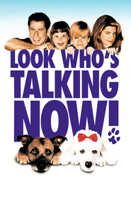 Look Who's Talking Now - movie with John Travolta.