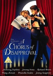 A Chorus of Disapproval - movie with Anthony Hopkins.