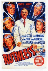 Ruthless is the best movie in Martha Vickers filmography.
