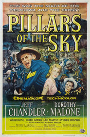 Pillars of the Sky - movie with Dorothy Malone.