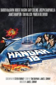 Hangar 18 - movie with Robert Vaughn.