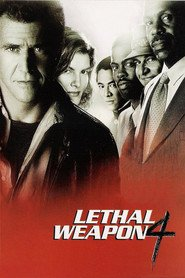 Lethal Weapon 4 - movie with Chris Rock.