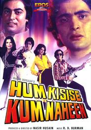 Hum Kisise Kum Naheen is the best movie in Kamal Kapoor filmography.