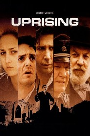 Uprising - movie with Donald Sutherland.