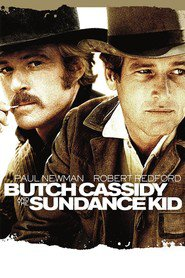 Film Butch Cassidy and the Sundance Kid.