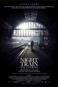 Night Train to Lisbon - movie with Jeremy Irons.