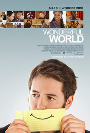 Film Wonderful World.