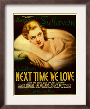 Next Time We Love - movie with Ray Milland.
