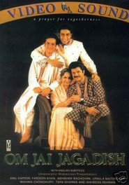Om Jai Jagadish is the best movie in Annu Kapoor filmography.