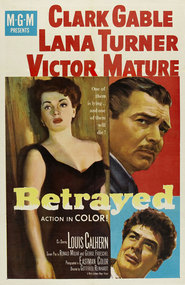 Betrayed is the best movie in Louis Calhern filmography.