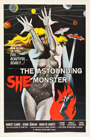 The Astounding She-Monster is the best movie in Robert Clarke filmography.