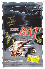 The Bat - movie with Agnes Moorehead.