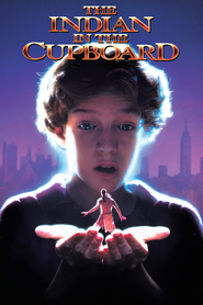 The Indian in the Cupboard - movie with Sakina Jaffrey.