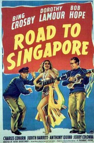Road to Singapore - movie with Anthony Quinn.
