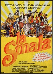 La smala - movie with Josiane Balasko.