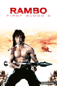 Rambo: First Blood Part II - movie with Sylvester Stallone.