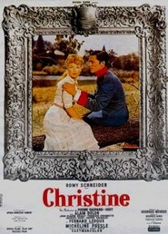 Christine - movie with Alain Delon.