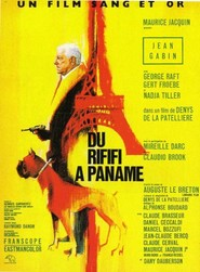 Du rififi a Paname - movie with Nadja Tiller.