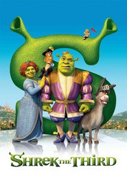 Shrek the Third - movie with Justin Timberlake.