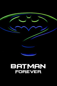 Batman Forever - movie with Drew Barrymore.