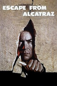 Film Escape from Alcatraz.