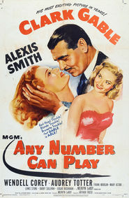 Any Number Can Play - movie with Alexis Smith.