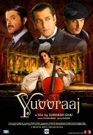 Yuvvraaj - movie with Boman Irani.